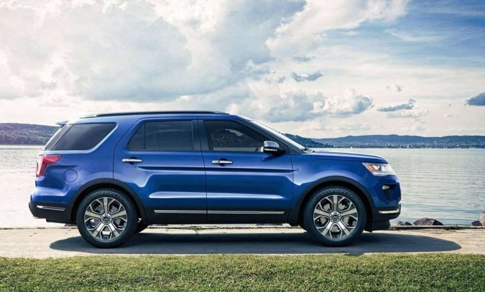 New 2019 Ford Explorer Sport First Drive