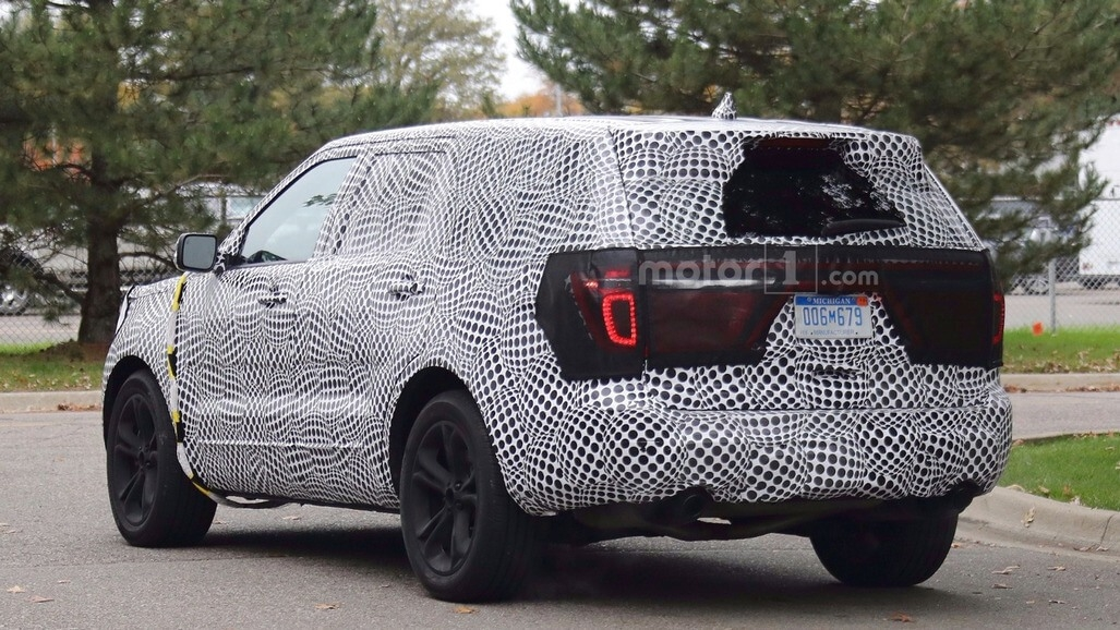 2019 Ford Explorer Sports Specs and Review
