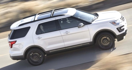 2019 Ford Explorer Sports Release date and Specs