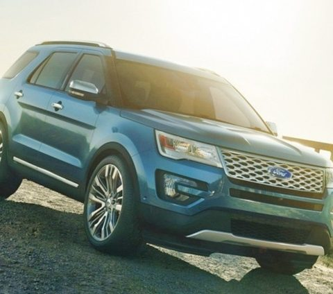 2019 Ford Explorer Will Have Chance Overview