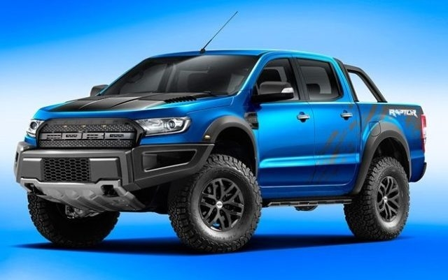 New 2019 Ford F100 Exterior