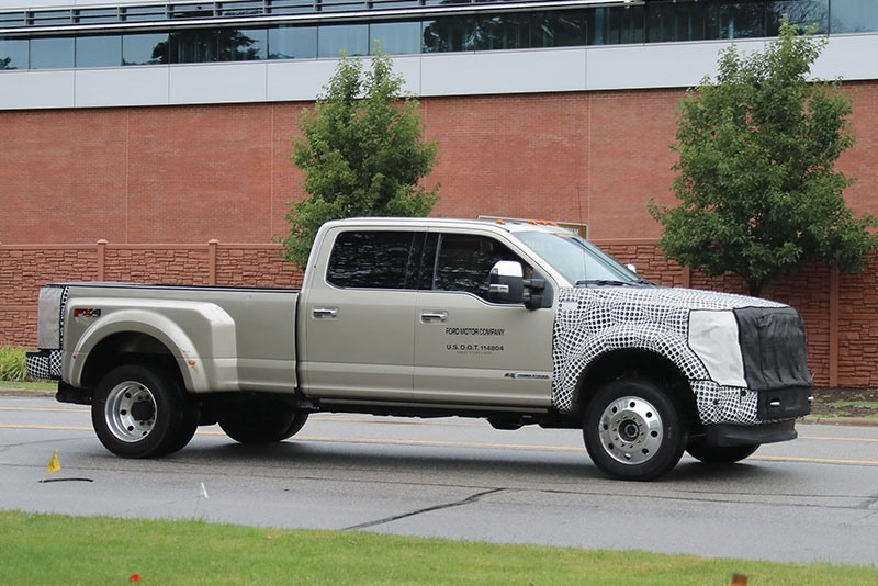 New 2019 Ford F250 Diesel Rumored Picture