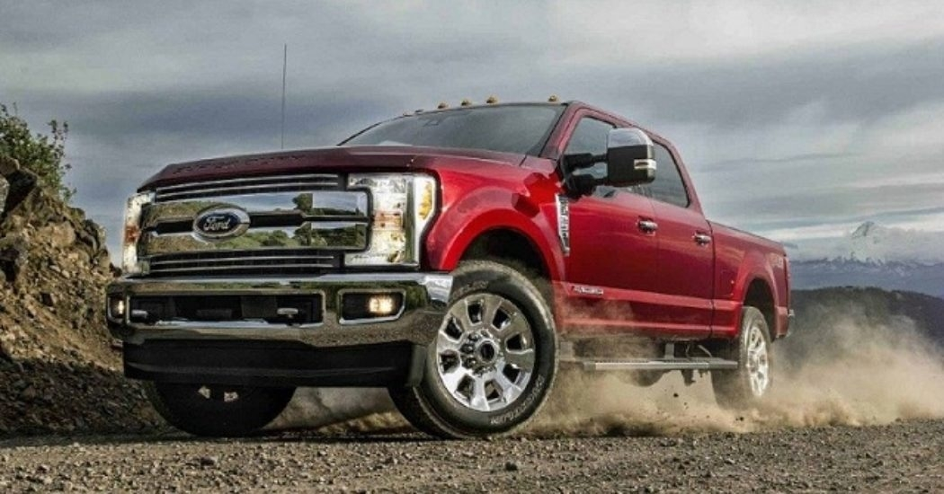 New 2019 Ford F250 Overview