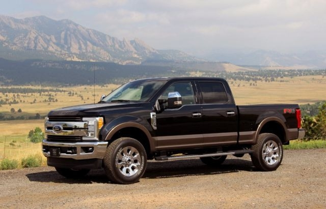 New 2019 Ford F350 Diesel Concept