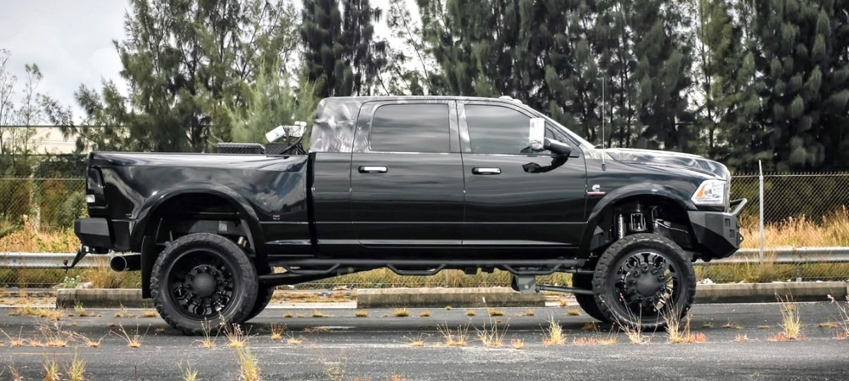 2019 Ford F350 Diesel Exterior