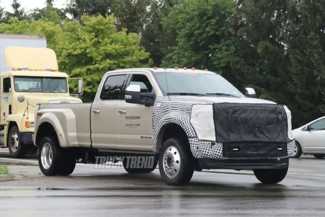 Best 2019 Ford F450 Super Duty New Interior