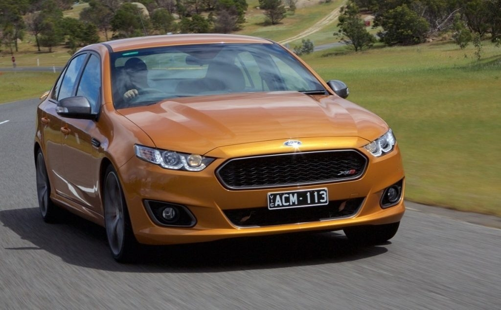 2019 Ford Falcon Concept Overview