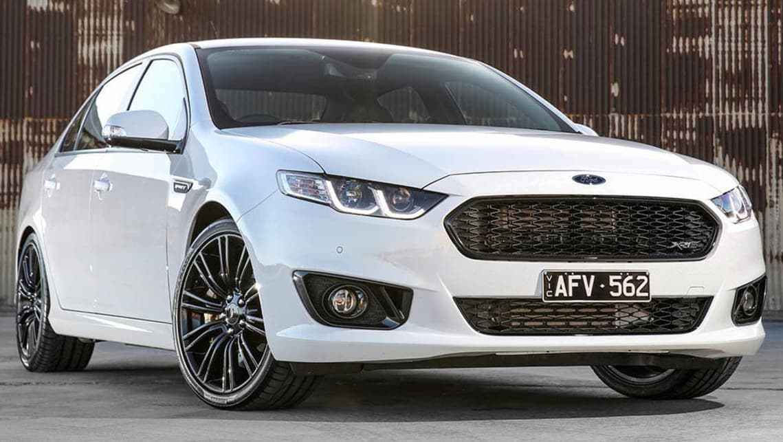 The 2019 Ford Falcon Gt New Release