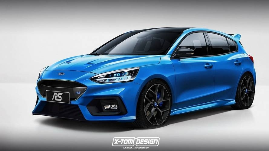 The 2019 Ford Focus Rs St New Interior