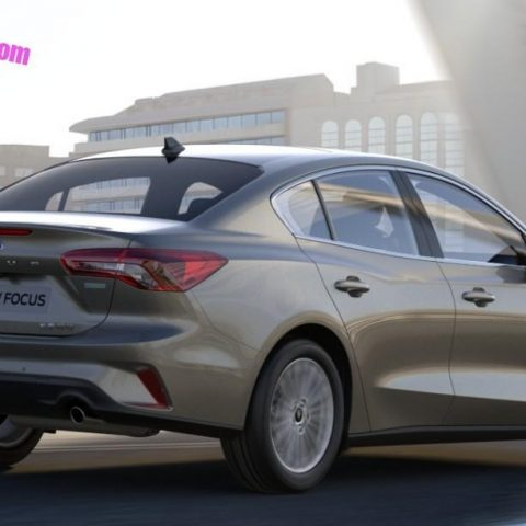 The 2019 Ford Focus Sedan Redesign and Price