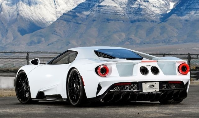 2019 Ford Gt Horsepower Release date and Specs