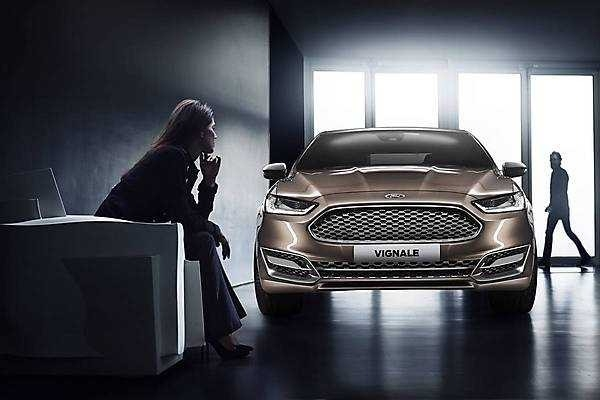 The 2019 Ford Mondeo Vignale First Drive