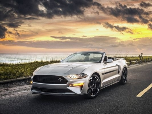 The 2019 Ford Mustang Exterior