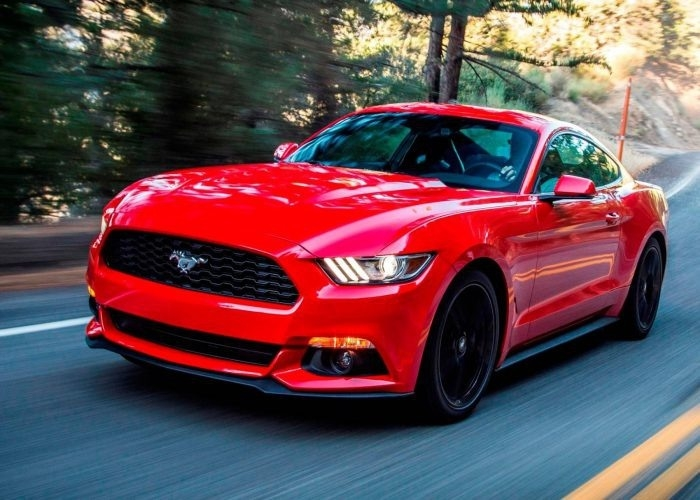 New 2019 Ford Mustangand Concept