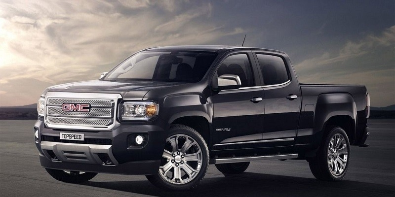 2019 GMC Canyon Diesel Price • Cars Studios