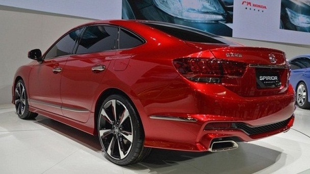 2019 Honda Accord Coupe Spirior Review and Specs