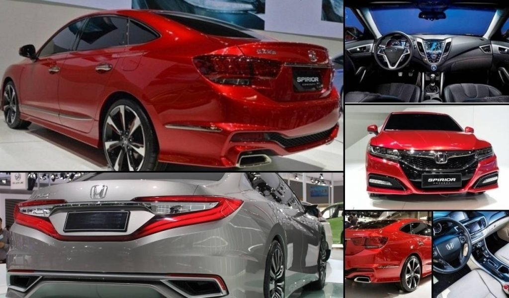 2019 honda accord coupe spirior picture release date and