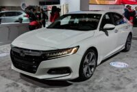 New 2019 Honda Accord Pictures Overview