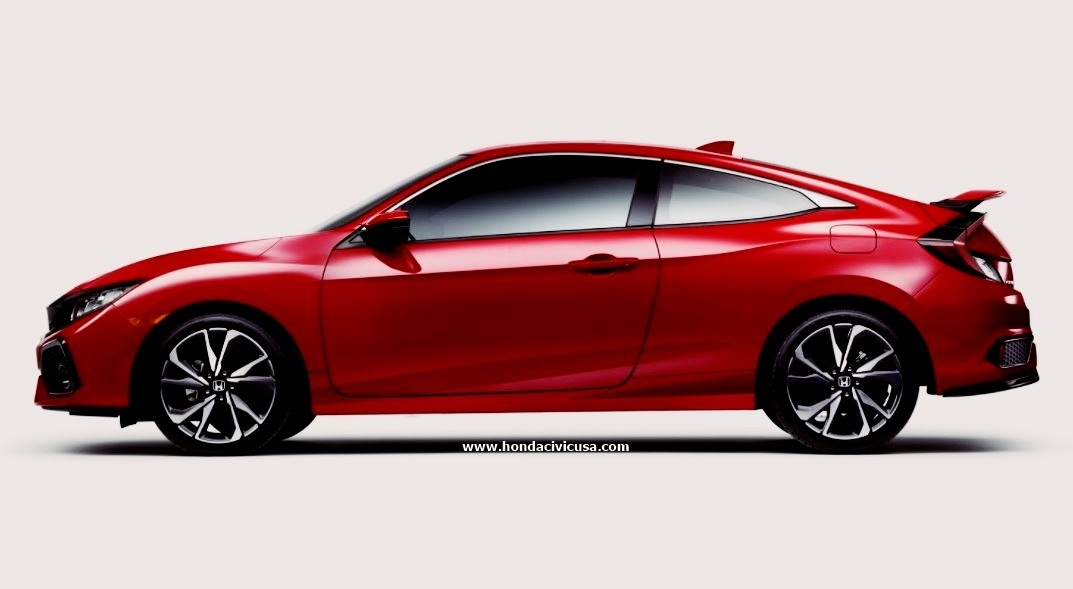Best 2019 Honda Civic Coupe Review and Specs