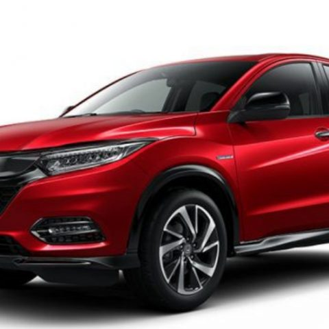 The 2019 Honda Hr V Vezel Specs and Review