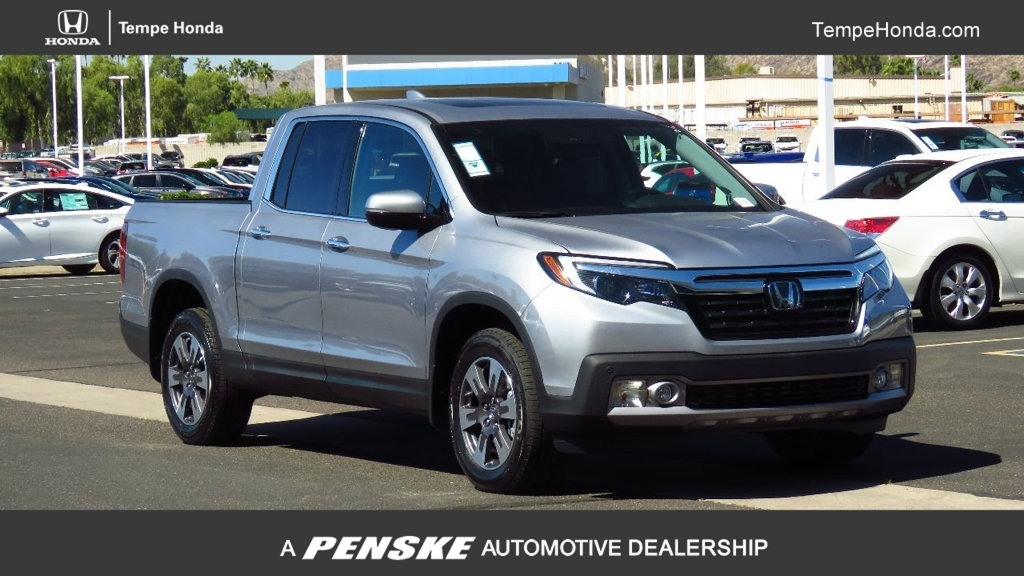 New 2019 Honda Ridgeline Pickup Truck Review and Specs