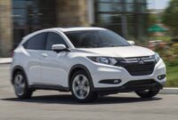 New 2019 Hr-V CRossover Redesign and Price