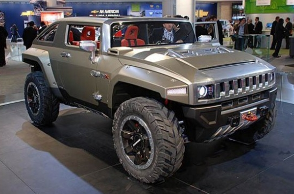 Best 2019 Hummer H2 Redesign and Price