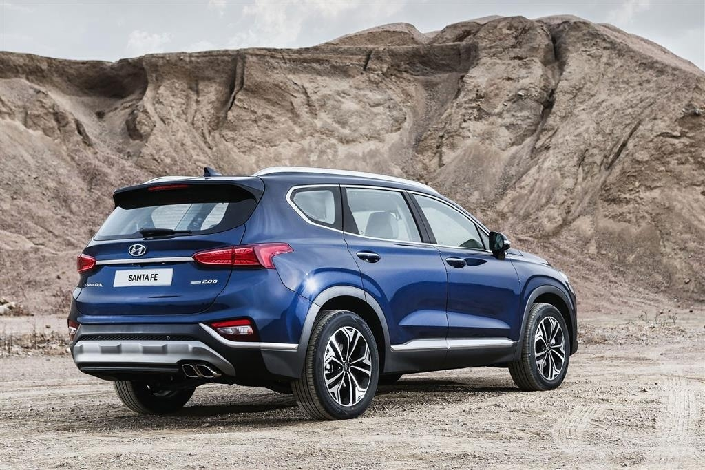 Best 2019 Hyundai Santa Fe Coupe Redesign and Price