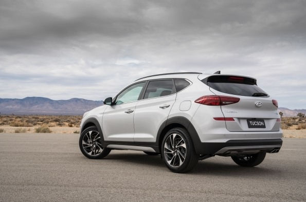The 2019 Hyundai Tucson Fuel Cell First Drive