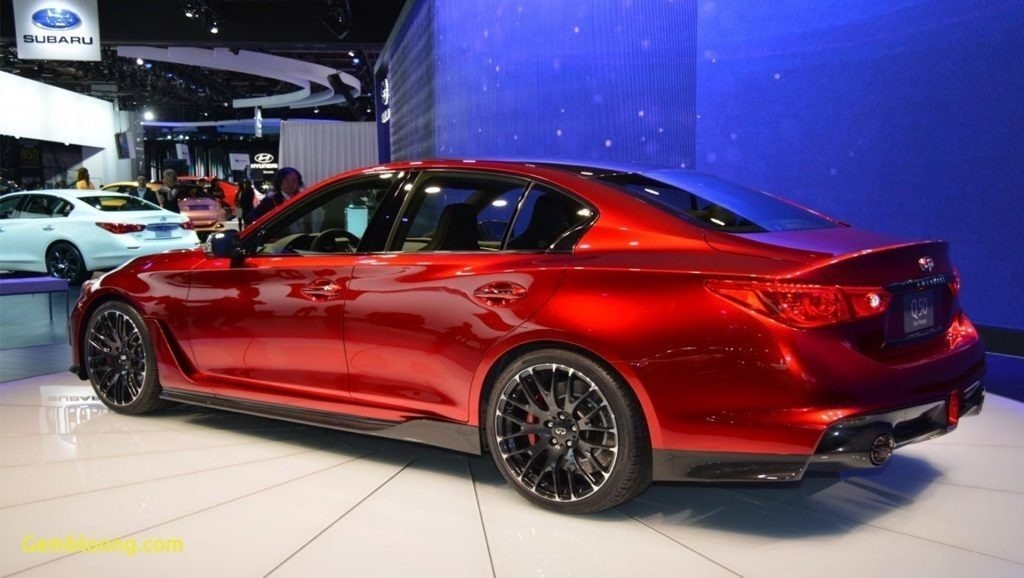 New 2019 Infiniti Q50 Coupe Eau Rouge First Drive