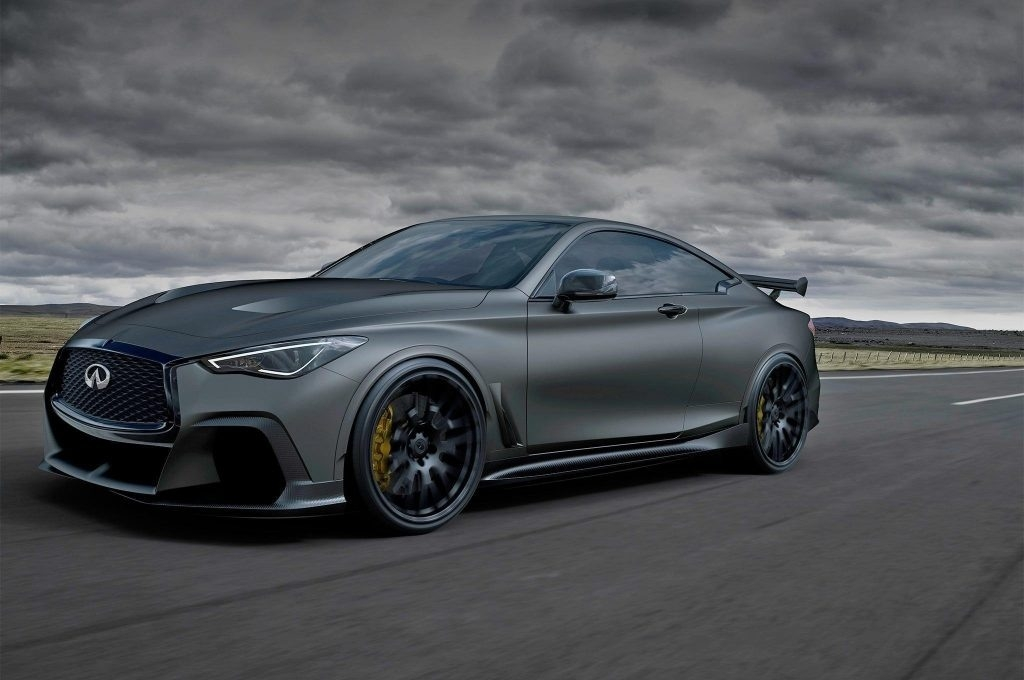 New 2019 Infiniti Q60 Coupe Convertible Overview
