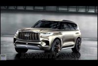 Best 2019 Infiniti QX80 Specs and Review