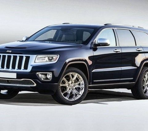 New 2019 Jeep Grand Wagoneer Concept