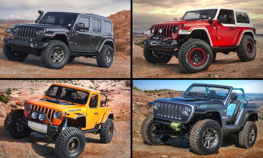 The 2019 Jeep Jeepster Specs and Review