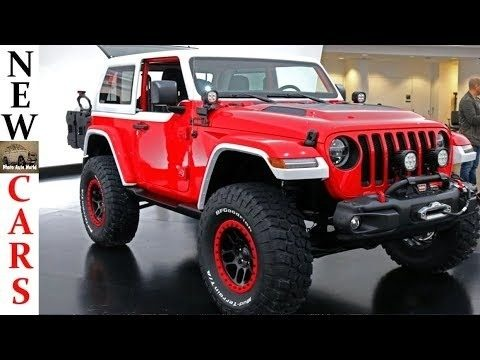 Best 2019 Jeep Jeepster Picture