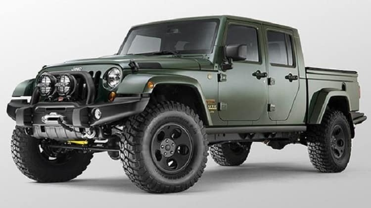 Best 2019 Jeep Truck Specs and Review