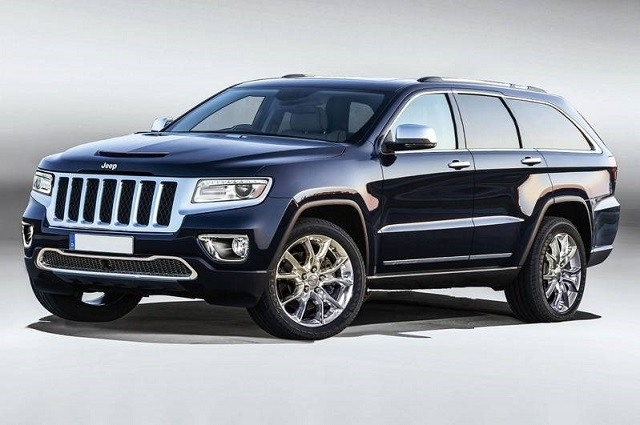 The 2019 Jeep Wagoneer Release Date