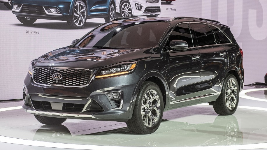 Best 2019 Kia Sorento X Men Overview
