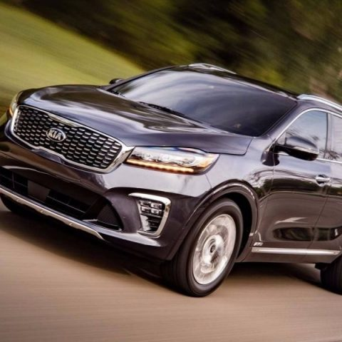 The 2019 Kia Sorento X Men Price