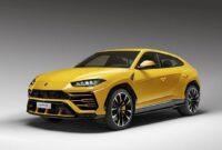2019 Lamborghini Urus Suv New Interior