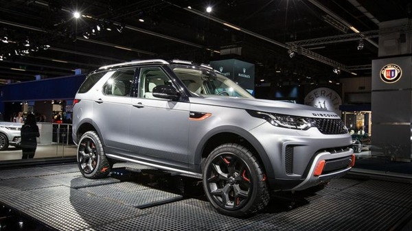Best 2019 Land Rover Discoverys Overview