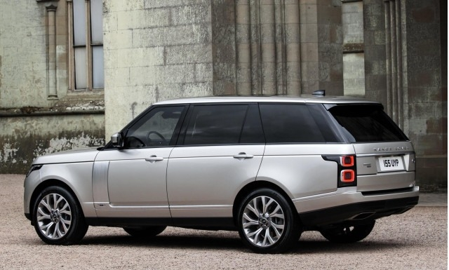 Best 2019 Land Rover Range Rover Sport Redesign and Price