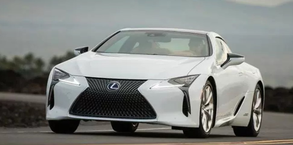 2019 Lexus LF-LC Specs and Review