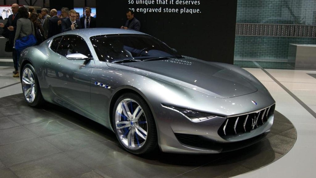 Best 2019 Maserati Alfieris First Drive