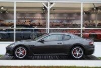 The 2019 Maserati Granturismo New Interior