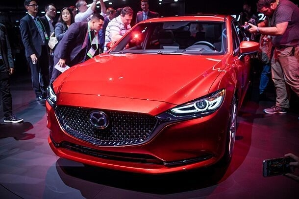 The 2019 Mazda 6s New Release