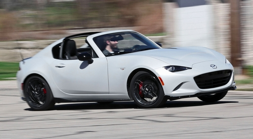 The 2019 Mazda MX-5 Review and Specs