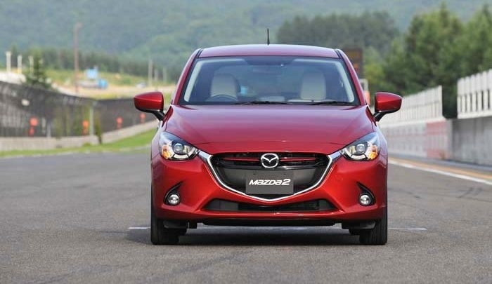 New 2019 Mazda2 Review