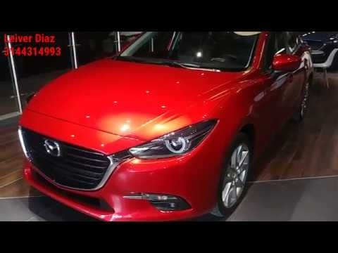 2019 Mazda3 S Touring New Interior