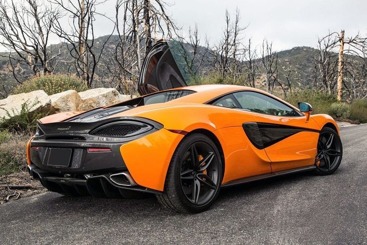 The 2019 McLaren 540C Coupe New Review
